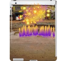 Extra-terrestrials around Lagos 2 iPad Case/Skin