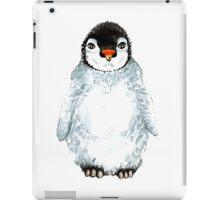 Molly the baby penguin  iPad Case/Skin