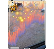 Extra-terrestrials around Lagos 3 iPad Case/Skin