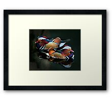 Made In China Framed Print