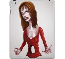 I HAVE A HOLE IN MY STOMACH iPad Case/Skin