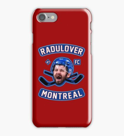 Radulover Patch iPhone Case/Skin