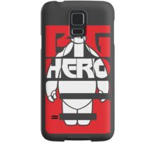 Big Hero 6 Baymax Samsung Galaxy Case/Skin
