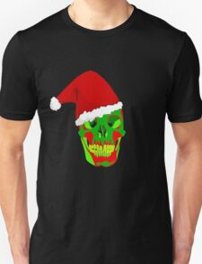 The Death Of Christmas - Santa's Skull T-Shirt