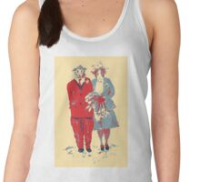 The Guinea Pig Wedding (Art Style) Women's Tank Top