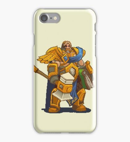 Lightbringer Paladin iPhone Case/Skin