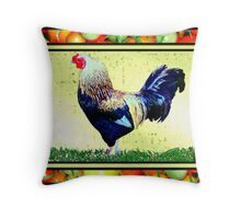 Country Classics Collection 1 Throw Pillow