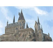 Hogwarts, Hogwarts, Hoggy Warty Hogwarts! Photographic Print