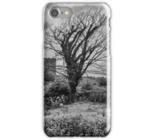 Irish skeletons iPhone Case/Skin