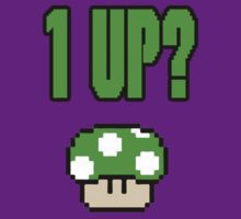 1 UP?  by TrezzeDesigns
