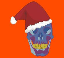 The Death Of Christmas - Santa's Skull Kids Clothes