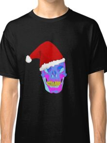The Death Of Christmas - Santa's Skull Classic T-Shirt