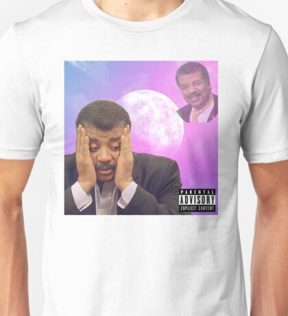 Neil deGrasse Tyson - Transcending this world Unisex T-Shirt