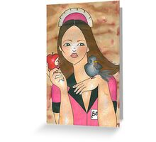Early Bird Special Greeting Card