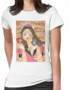 Early Bird Special Womens Fitted T-Shirt