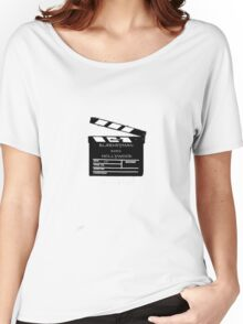 BLARNEY MAN DOES HOLLYWOOD Women's Relaxed Fit T-Shirt