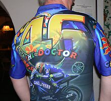 46 rossi the doctor by Rexcharles