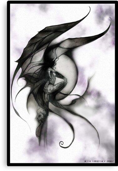 demon fairy by jesse lindsay