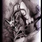 Absinthe Bunny by Jesse Lindsay 2008 by jesse lindsay