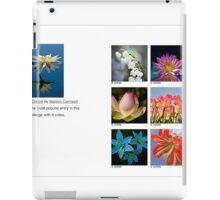 Avatar Co-Winners iPad Case/Skin