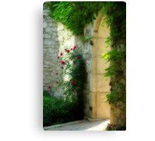 Gatekeeper - Roses Canvas Print