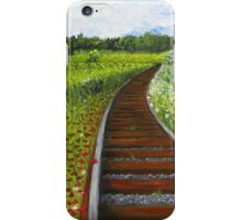 Tracks to Nowhere iPhone Case/Skin