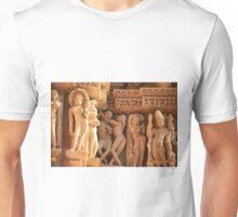 Khajuraho, birthplace of the Karma Sutra Unisex T-Shirt