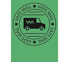 Vape Mail Photographic Print