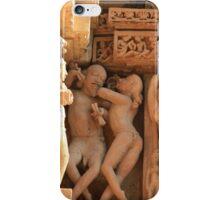 Khajuraho, birthplace of the Karma Sutra iPhone Case/Skin
