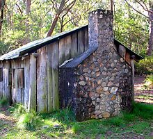Mulligan's Hut, North West NSW, Australia by gregw