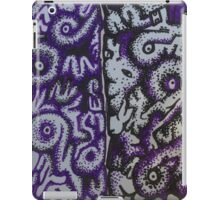 Purple Brains iPad Case/Skin