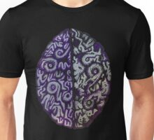 Purple Brains Unisex T-Shirt