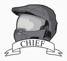 Master Chief Version 1 by HappyMidget