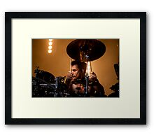 Thirty Seconds to Mars 05 Framed Print