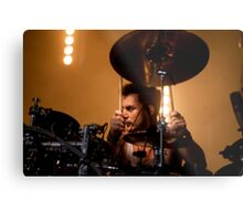 Thirty Seconds to Mars 05 Metal Print