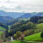 Sankt Maergen - Schwartzwald - Germany by Arie Koene