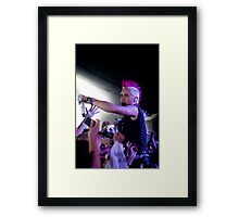 Thirty Seconds to Mars 06 Framed Print