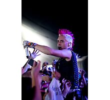 Thirty Seconds to Mars 06 Photographic Print