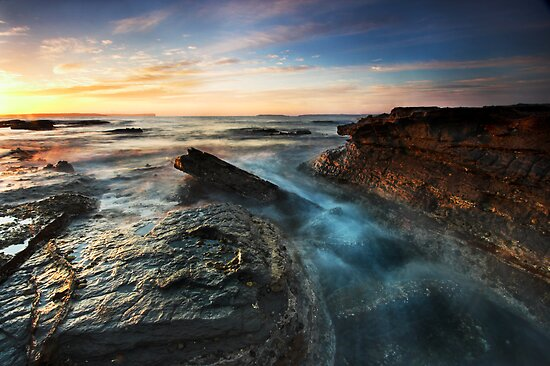 Jervis Bay by Will Barton
