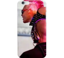 Thirty Seconds to Mars 03 iPhone Case/Skin