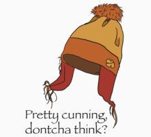 pretty cunning dontcha think? by Jemina Venter