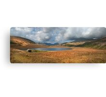 Burmoor Tarn Lake District Cumbria Canvas Print