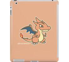 Mega Charizard Y iPad Case/Skin