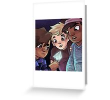 OUTGROUP - Trio Greeting Card