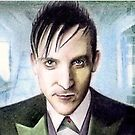 Robin Lord Taylor miniature by wu-wei