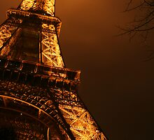 The Eiffel Tower by Sarah Matthews
