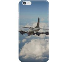 B17- 8th Air Force  Workhorse iPhone Case/Skin