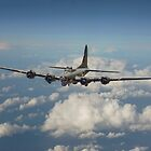 B17- 8th Air Force  Workhorse by warbirds