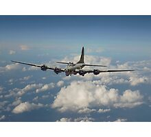 B17- 8th Air Force  Workhorse Photographic Print