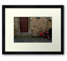 Generations Framed Print